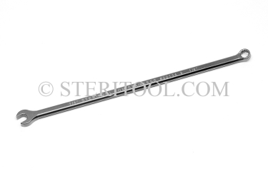 "#20134_8 - Stainless Steel 1/4"" Combination Wrench, 8"" OAL."