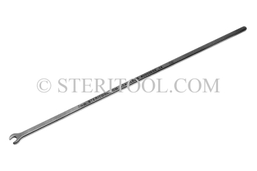 #20036SE_14 - Stainless Steel 7MM Single Open End Wrench
