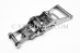 "#10404 - 2"" Stainless Steel Ratchet Buckle. - 10404"