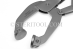 "#10027 - 10.5""(260mm) x 1"" Stainless Steel Deep Locking Clamp. - 10027"