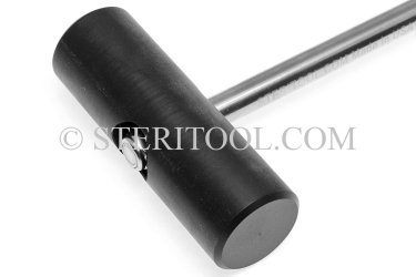 #10191 - Replacement Nylon Mallet Head for 10190/40190. mallet, hammer, stainless steel